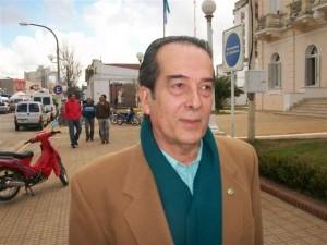 Alberto Limia, candidato a Intendente del FAP.