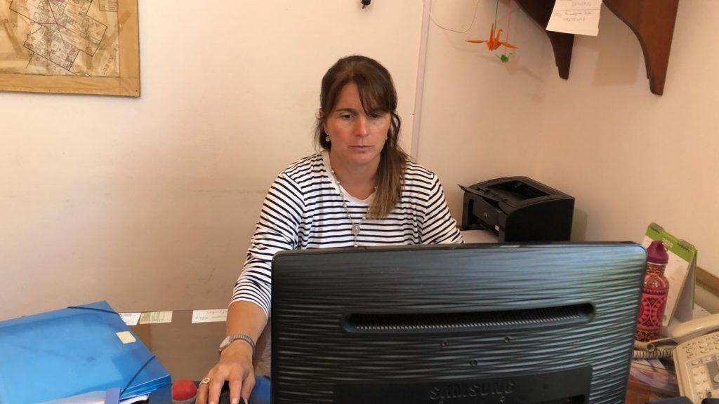 Lorena Rotondaro asumió como Delegada Interina de Rawson