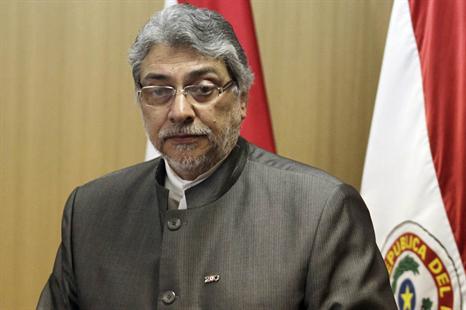 Fernando Lugo fue destituido como presidente de Paraguay.