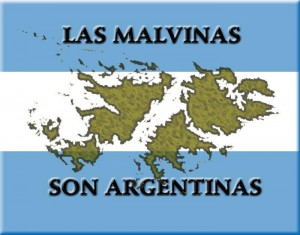 Acto oficial por Malvinas en Chacabuco.