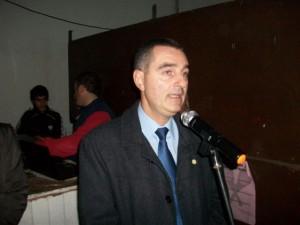 Jefe de Anses Chacabuco Marcelo Chemelle.