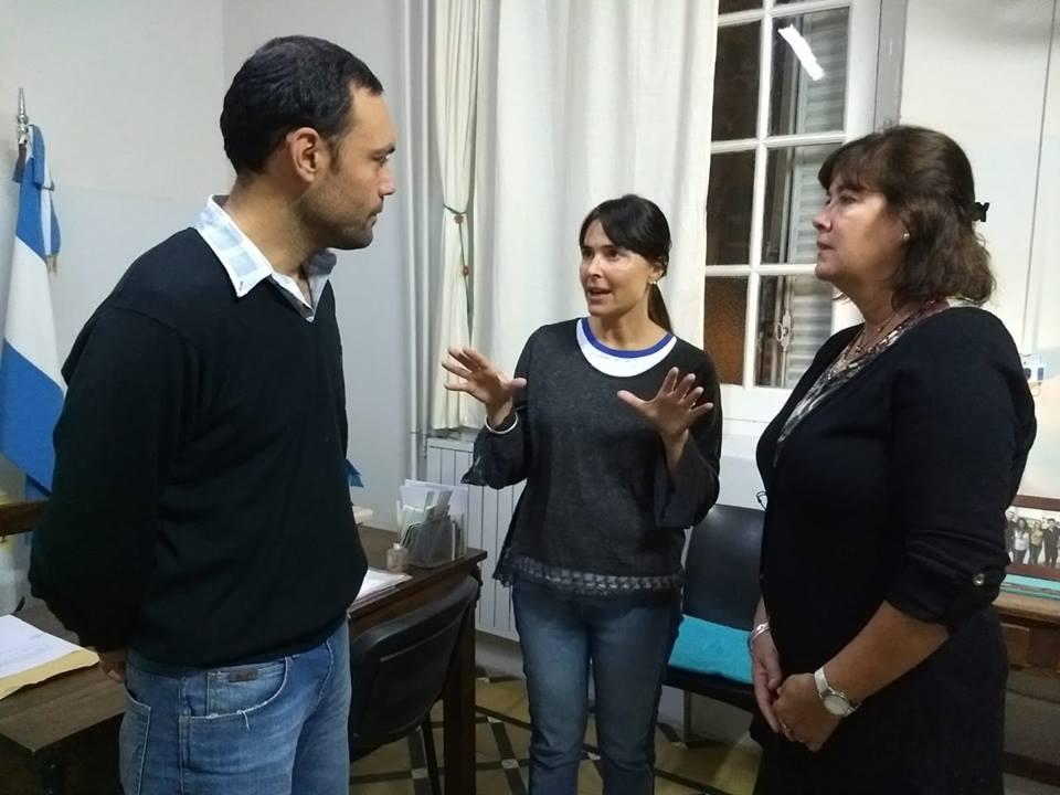 Grossi, Aiola y Rizzotti