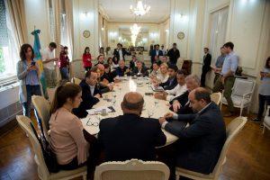 Máspoli asumió como Vicepresidente en la Comisión de Presupuesto e Impuestos