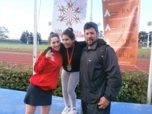 Más medallas para Chacabuco.