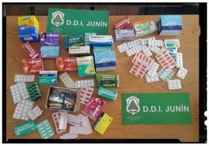Allanaron kioscos y autoservicios en Chacabuco por venta ilegal de medicamentos.