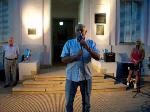 Delegado Municipal Néstor Daniel Micucci.