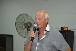 Delegado Municipal de Rawson, Néstor Daniel Micucci.