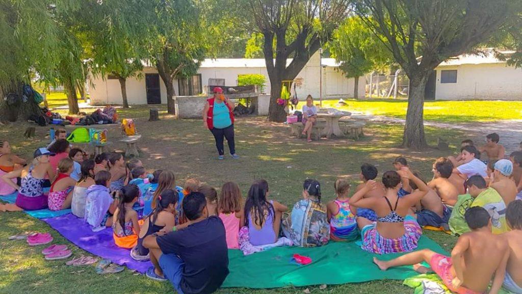 Actividades de Educación Vial en Chacabuco