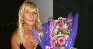 """Mónica del Castillo, hoy cumple 23 años al frente del programa """"Entre Nosotros"""""""