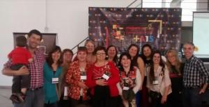 El sector femenino del Frente Renovador en Junín.