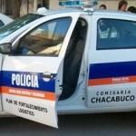 Roban carnecería en Chacabuco.