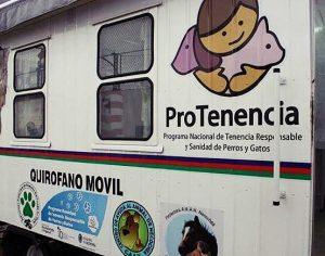 """El móvil nacional de """"ProTenencia"""" estará en Chacabuco."""