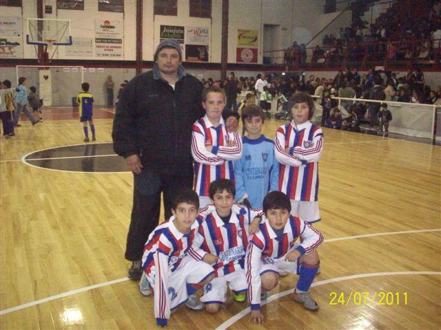 Categoría 2000 de San Lorenzo de Rawson.
