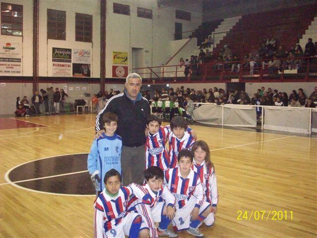 Categoría 2001 de San Lorenzo de Rawson.