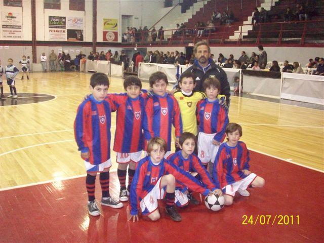 Categoría 2002 de San Lorenzo de Rawson.