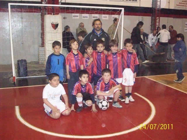 Categoría 2004 de San Lorenzo de Rawson.