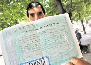 En La Plata ya se anotó a una nena con el nombre Sherezade.