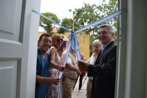 Inauguraron la nueva Oficina de Licencias de Conducir en Chacabuco.
