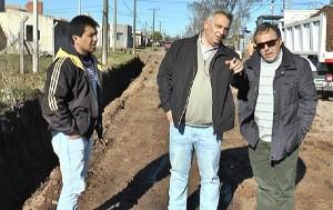 Ibañez, Barrientos y Querejeta.