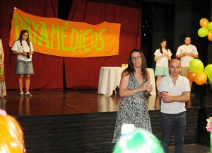 Entrega de diplomas a 30 Payamédicos.