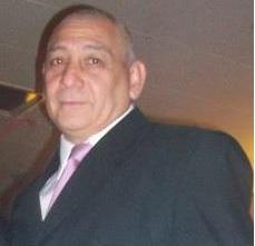 Juan José Lissarrague, candidato a intendente.