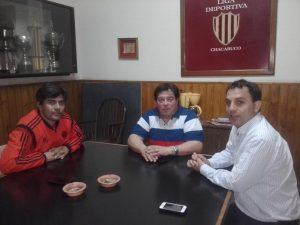 Peralta en la Liga Deportiva.
