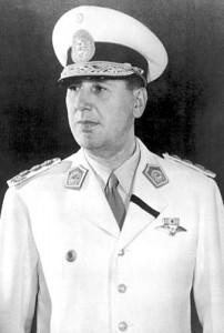 General Perón.