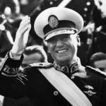 Juan D. Perón.