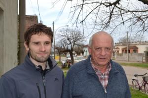Piccone y Micucci.
