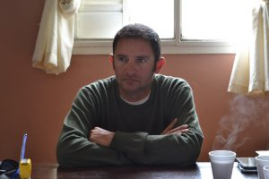Juan Carlos Gómez.