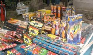 Prohibido el uso de pirotecnia en el Partido de Chacabuco