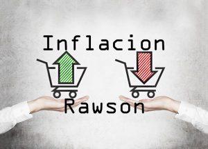 Estudio sobre la inflación en Rawson