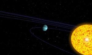Es conocido como 55 Cancri.