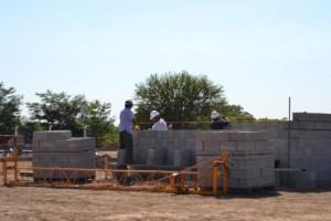 Se construye la Planta de Clasificación de Residuos en Chacabuco.