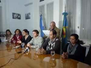 Se lanzó la campaña Ponete las Pilas en Chacabuco.