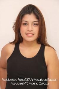Malena Quiroga.