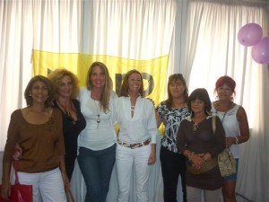 El PRO Mujeres de Chacabuco participo del festejo por el 'Día Internacional de la mujer' en la localidad de 9 de Julio.