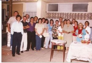 Promoción 1978, Regreso en sus Bodas de Plata.