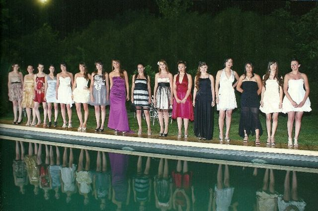 Alumnas de la Promoción 2010.