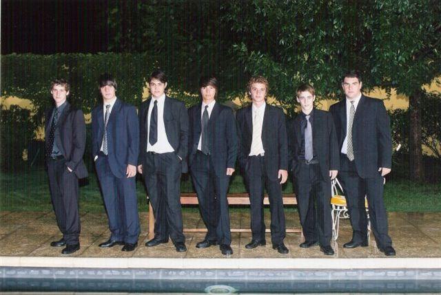 Alumnos de la Promoción 2010.