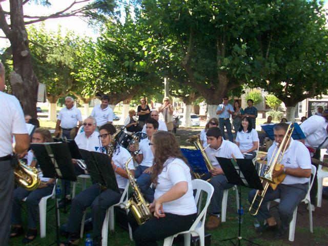 La Banda Municipal Bimbo Marselletti.
