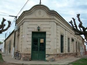 Construcción que data del año 1921 y está ubicada en avenida Guillermo Rawson y 9 de Julio.