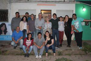 Unidad Ciudadana en Rawson y Castilla