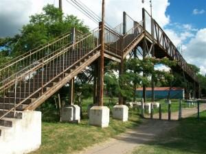 Puente ferrocarril.