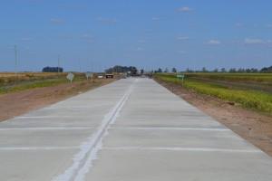 Crédito de la imagen de la repavimentación acceso a Castilla:  www.radiosobrenivel.com.ar
