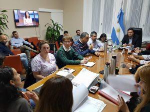 Aiola y su Gabinete, reordenando el gasto municipal