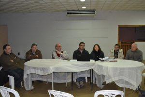 Candidatos a consejeros de Chacabuco.