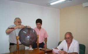 Sorteo Mensual de la Rifa del Hospital Municipal.