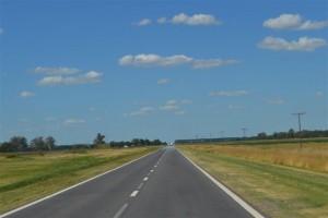 Ruta Nacional 7.