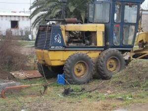 Denuncian irregularidades con el combustible municipal.